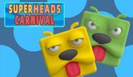 Gra: Super Heads Carnival