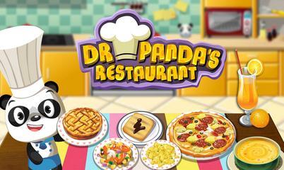 Gra: Dr Panda Restaurant