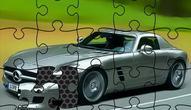Gra: Fast German Cars Jigsaw
