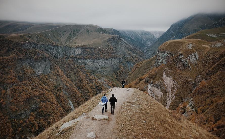 Onet On Tour: najpiękniejsze widoki okolic góry Kazbek
