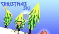 Gra: Christmas Ski
