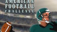 Gra: American Football Challenge