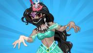 Gra: Princess Cute Zombies April Fun