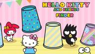 Gra: Hello Kitty and Friends Finder