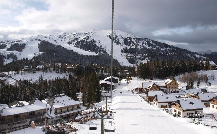 Katschberg - rodzinne narty w sercu austriackich Alp