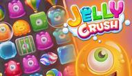 Jeu: Jelly Crush