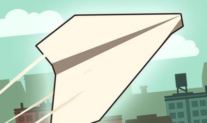 Jeu: Paper Flight