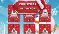 Gra: Christmas Card Memory