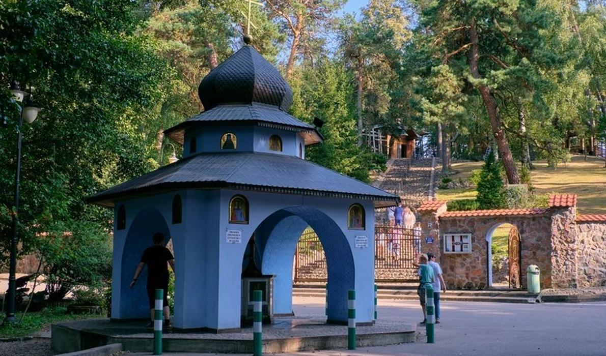 Święta Góra Grabarka, czyli prawosławna Jasna Góra