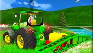 Gra: Indian Tractor Farm Simulator