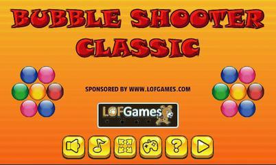 Gra: Bubble Shooter Classic