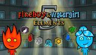 Gra: Ogień i Woda 5 Żywioły