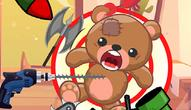 Gra: Kick The Teddy Bear