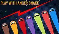 Gra: Angry Snakes
