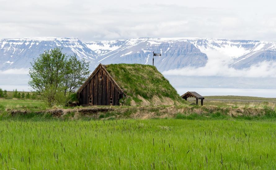 Grafarkirkja - najstarsza świątynia chrześcijańska na Islandii