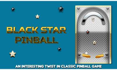 Spiel: Black Star Pinball