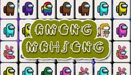 Jeu: Among Impostor Mahjong Connect