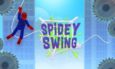 Game: Spidey Swing