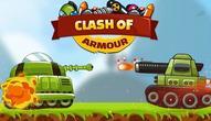 Jeu: Clash of Armour