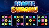 Gra: Shapes Sudoku