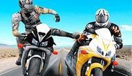 Gra: Moto Bike Attack Race Master