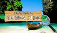 Jeu: Hidden Objects Tropical Slide