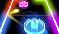 Spiel: Glow Hockey HD