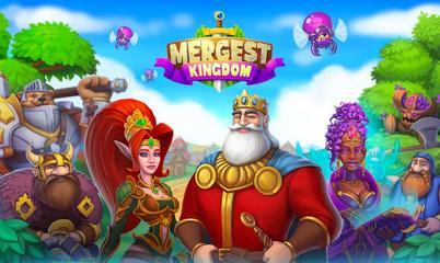 Spiel: The Mergest Kingdom