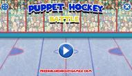 Game: Puppet Hockey Battle