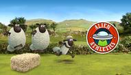 Gra: Shaun The Sheep Alien Athletics