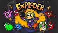 Gra: Exploder.io
