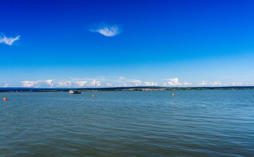 Teren nad tym jeziorem bywa nazywany