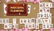 Gra: Mahjong Flowers