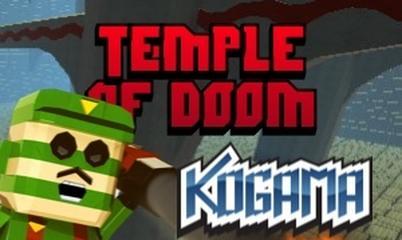 Jeu: KOGAMA Temple Of Doom