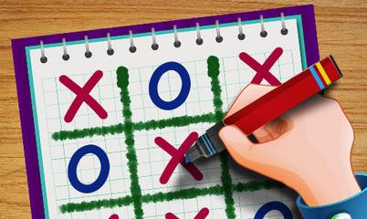 Gra: Tic Tac Toe Paper Note 2