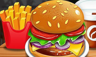 Gra: Burger Shop