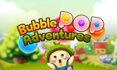 Gra: Bubble Pop Adventures