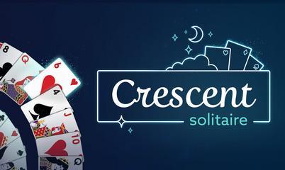 Gra: Crescent Solitaire