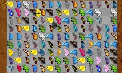 Spiel: Butterfly Kyodai