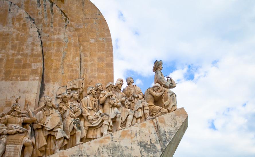 Lizbona - śladami odkrywców