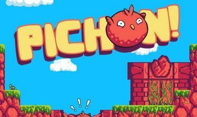 Jeu: Pichon: The Bouncy Bird