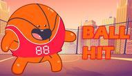 Game: Ball Hit