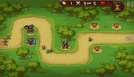 Spiel: Tower Defence 2D
