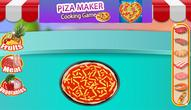 Gra: Pizza Maker cooking games