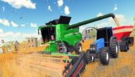 Gra: Real Village Tractor Farming Simulator 2020