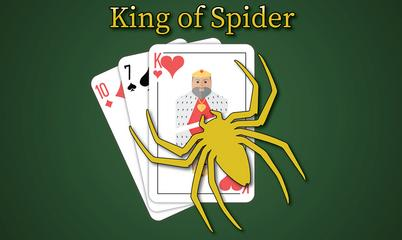 Gra: King of Spider Solitaire