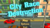 Gra: City Race Destruction