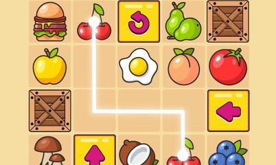 Spiel: Snack Mahjong