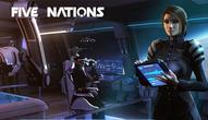 Spiel: Five Nations