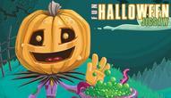 Gra: Fun Halloween Jigsaw